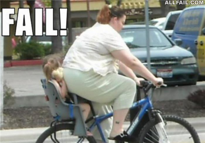Fat Lady Fails Funny Fail Pictures